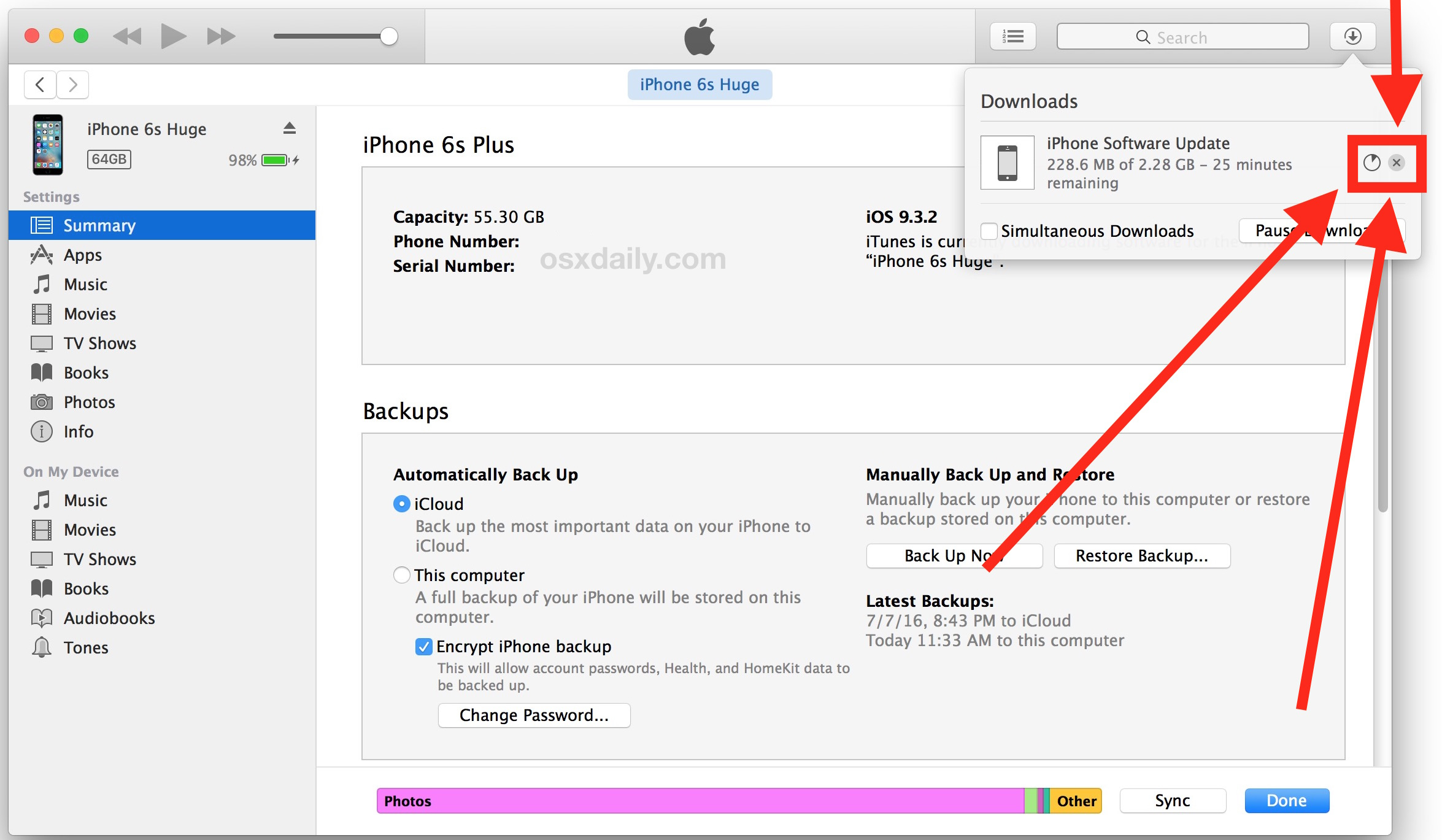 Where To Find Itunes Downloads