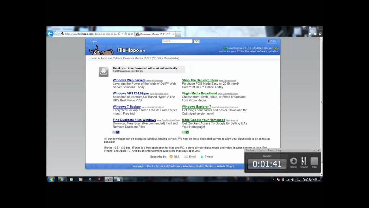 Itunes Download 32 Bit Windows 7