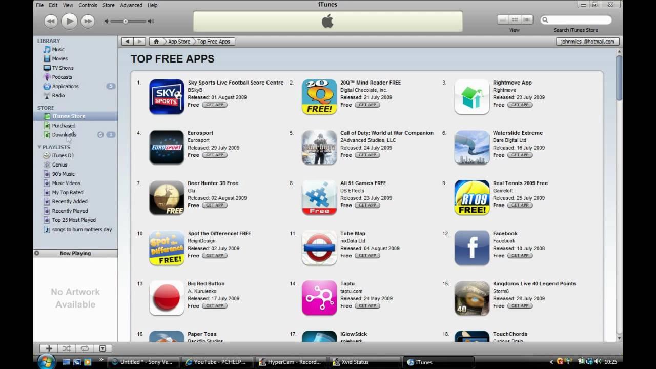 Free Download Itunes App