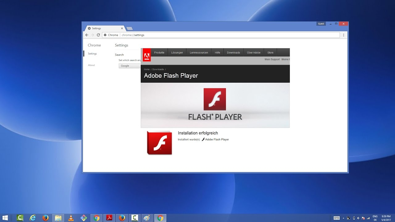 Flash For Google Chrome Download