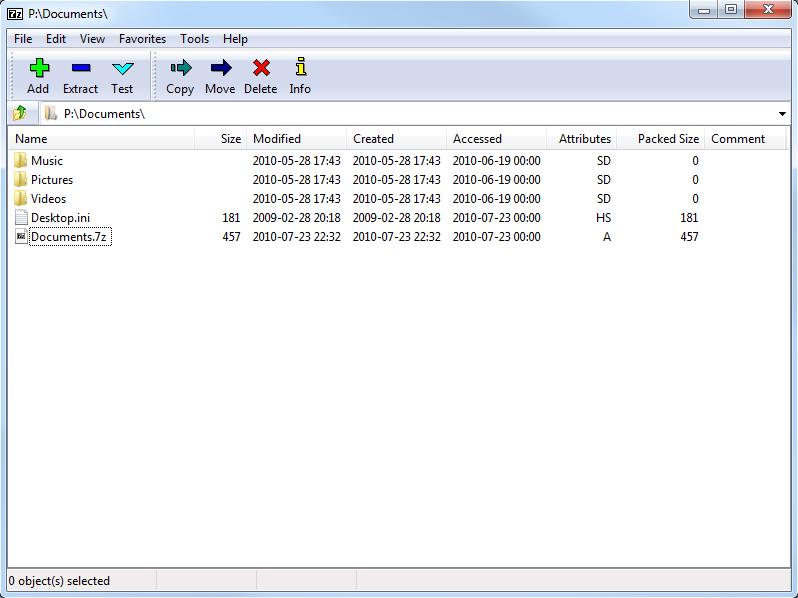 7-Zip Free Download 32 Bit