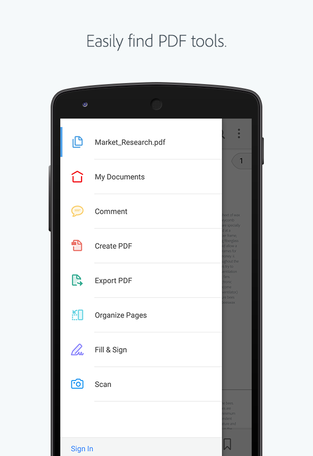 Adobe Acrobat Reader For Android Free Download And