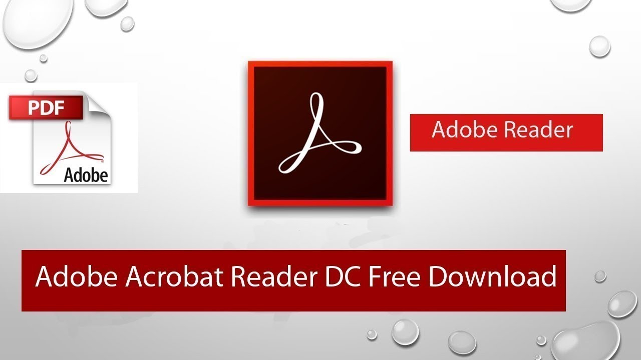 Adobe Acrobat Reader DC 2020 Free Download YouTube