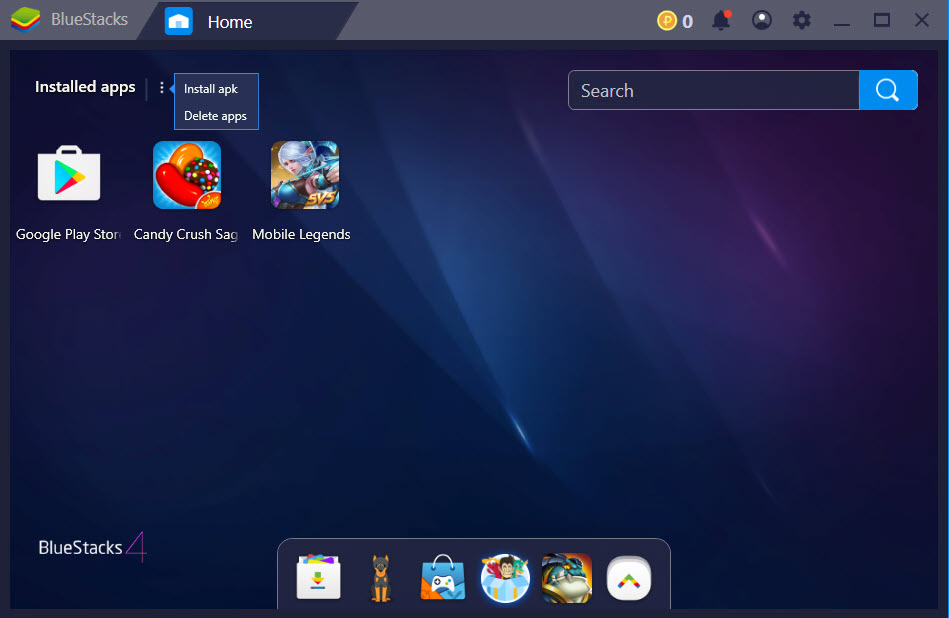 BlueStacks App Player Download Free For Windows 10 7 8