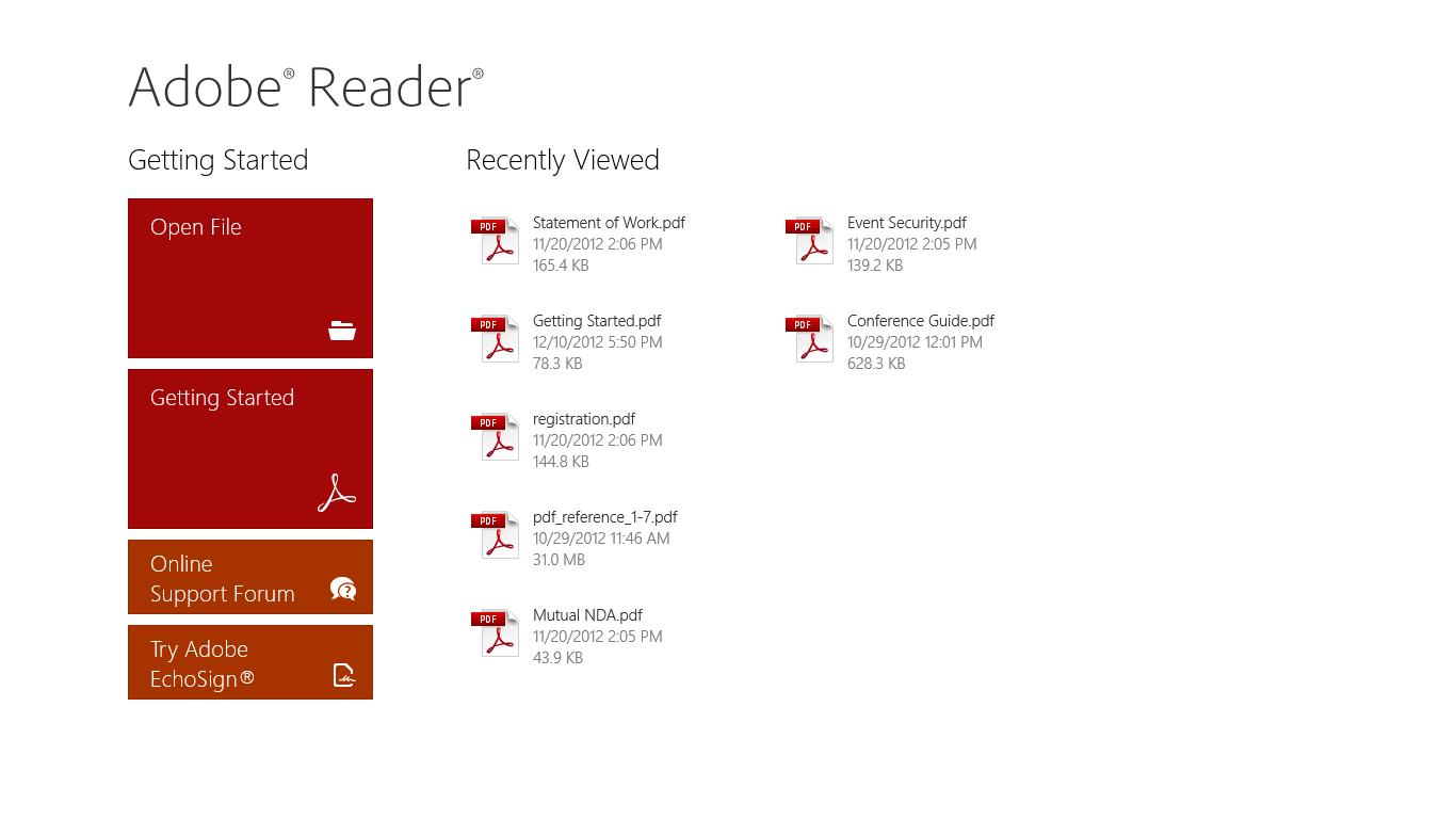 Download Adobe Acrobat Reader 64 Bit Windows 10