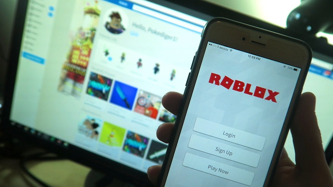 Download Roblox On My Phone