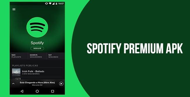 Spotify Premium APK 8 5 31 676 Download Working 2019 Mod