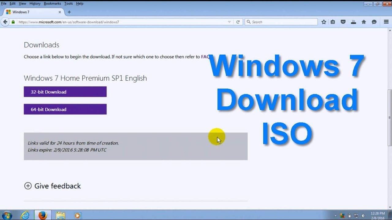 Free Download Windows 7 Iso Zip