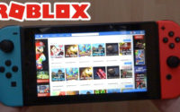 ROBLOX Website On The Nintendo Switch Simple Tutorial