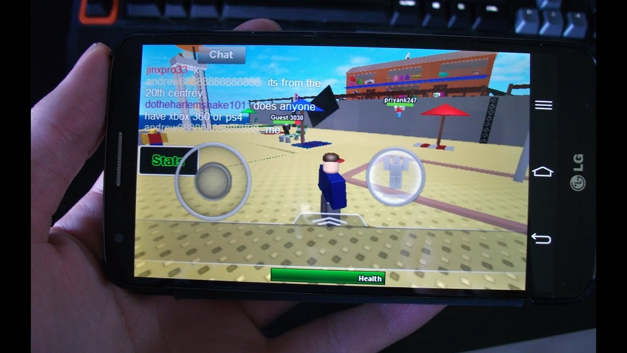 Get ROBLOX On Android YouTube