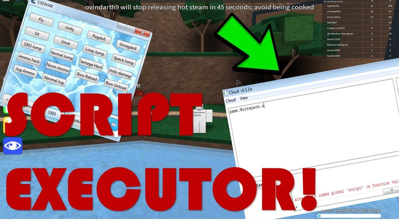 Script Executor Roblox Free Download