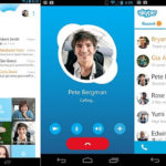 Skype App For Android Update Brings Battery Savings And