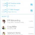 Android s Version Of Skype For Business Is On The Way And