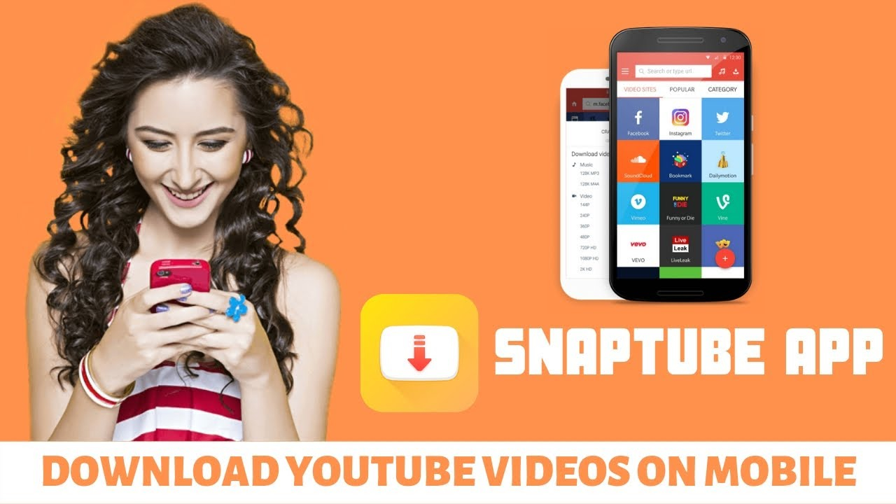Download Snaptube App For Android IPhone PC Latest APK