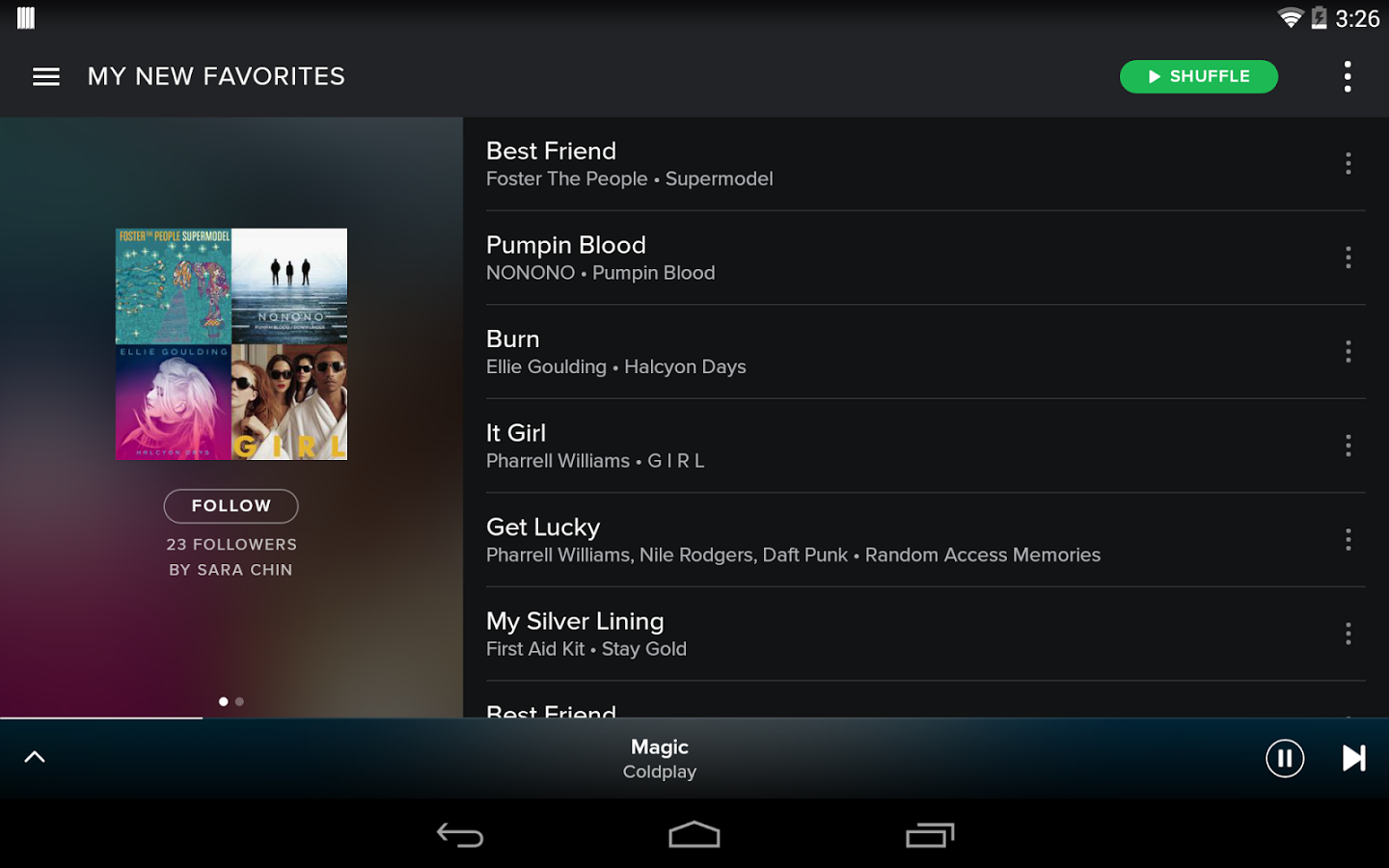 Spotify For Android Free Download Downloads Freeware