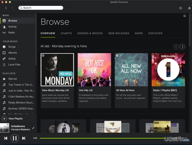 Spotify Download Macbook