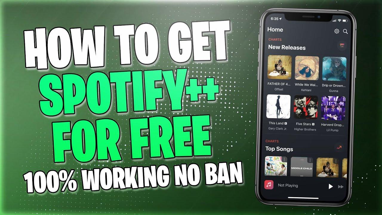 Spotify++ Download