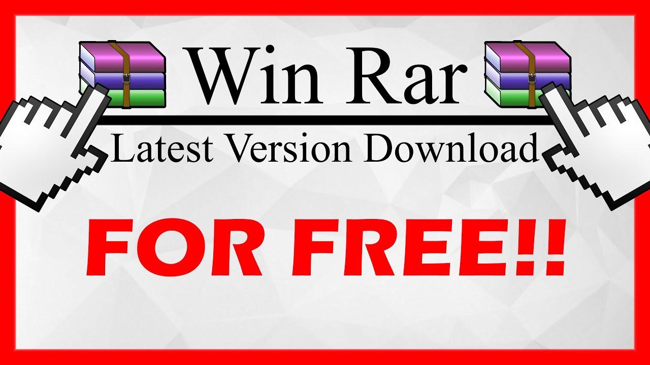 DOWNLOAD WIN RAR FULL VERSION FOR FREE PC TUTORIAL